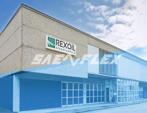 Sae Flex e Rexoil insieme per un service oleodinamico tutto italiano